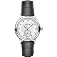 Image of Ladies Montblanc Star Legacy Small Second Automatic Diamond Watch 118536