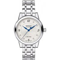 Image of Ladies Montblanc Boheme 30mm Automatic Date Watch 111055