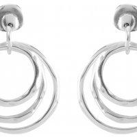 UnoDe50 Hipster Earrings PEN0358MTL0000U