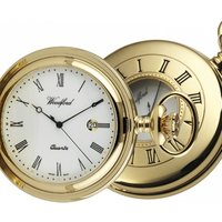 Image of Pocket Watch With Watch Albert - Quartz