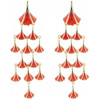 Image of All We Are Aya Chandelier Earring