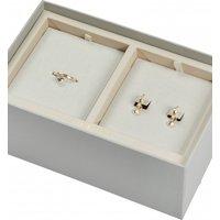 Olivia Burton Jewellery Interlink Heart Gift Set Gold  OBGSET49