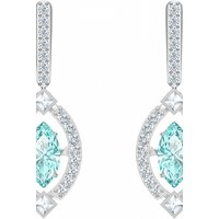 Image of Ladies Swarovski Jewellery Sparkling Earrings