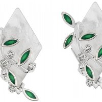 Image of All We Are Jewellery Glass Shard Clip Earring AWA052-01-09