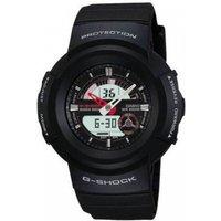 Image of Mens Casio G-Shock Alarm Chronograph Watch AW-582-1AVDR