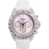 Image of Ladies Rotary Rocks Chronograph Watch RLS00042/07