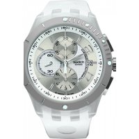 Image of Mens Swatch Sign In The Sky Automatic Chronograph Watch SVGK403
