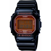 Image of Mens Casio G-Shock Alarm Chronograph Watch DW-5600CS-1ER