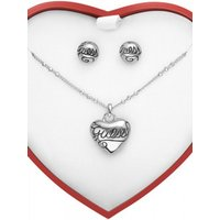 Guess Jewellery Necklace Earrings Set JEWEL UBS91002