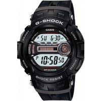 Image of Mens Casio G-Shock Alarm Chronograph Watch GD-200-1ER