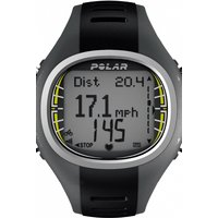 Image of Mens Polar Fitness CS300 Cycling Heart Rate Monitor Alarm Watch 90025663
