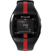 Image of Mens Polar Active FT7 Heart Rate Monitor Alarm Chronograph Watch 90051051