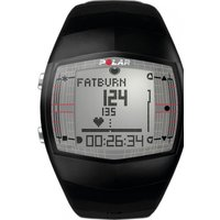 Image of Mens Polar Fitness FT40 Heart Rate Monitor Alarm Chronograph Watch 90038871
