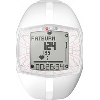 Image of Unisex Polar Fitness FT40 Heart Rate Monitor Alarm Chronograph Watch 90040926