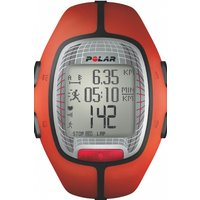 Image of Unisex Polar Fitness RS300X Heart Rate Monitor with S1 Footpod Alarm Chronograph Watch 90036632