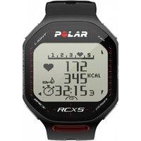 Image of Mens Polar Performance RCX5 GPS Heart Rate Monitor Alarm Chronograph Watch 90038889