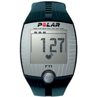 Image of Unisex Polar Active FT1 Heart Rate Monitor Alarm Chronograph Watch 90042852