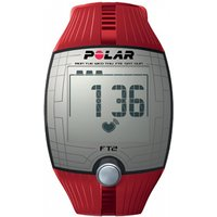 Image of Mens Polar Active FT2 Heart Rate Monitor Alarm Chronograph Watch 90042858