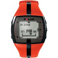 Image of Mens Polar Active FT4 Heart Rate Monitor Alarm Chronograph Watch 90042879