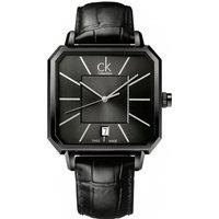 Image of Mens Calvin Klein Concept Black Collection Watch K1U21402