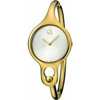 Ladies Calvin Klein Air Medium Bangle Watch K1N22526