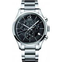 Image of Mens Calvin Klein Masculine Chronograph Watch K2H27104