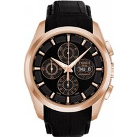 Image of Mens Tissot Couturier Automatic Chronograph Watch T0356143605100