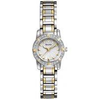Ladies Bulova Diamond Watch 98R155
