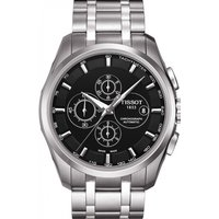 Image of Mens Tissot Couturier Automatic Chronograph Watch T0356271105100