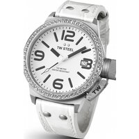 Image of Ladies TW Steel Canteen Colour 45mm 45mm Watch TW0035