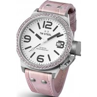 Image of Ladies TW Steel Canteen Colour 45mm 45mm Watch TW0036