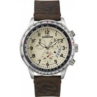 Image of Mens Timex Indiglo Expedition Chronograph Watch T49893