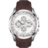 Image of Mens Tissot Couturier Automatic Chronograph Watch T0356271603100