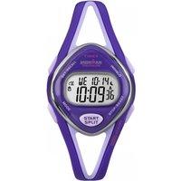Image of Ladies Timex Ironman Sleek Alarm Chronograph Watch T5K654