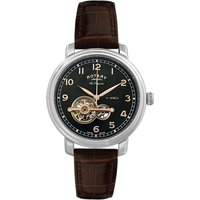 Image of Mens Rotary Swiss Made Jura Automatic Watch GS90500/19