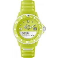 Image of Unisex Ice-Watch Pantone Universe Sulphur Spring Watch PAN.BC.SUS.U.S.13