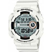Image of Mens Casio G-Shock Alarm Chronograph Watch GD-110-7ER