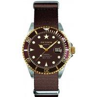 Image of Unisex Oxygen Watch EX-D-GOL-40-BR