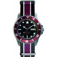 Image of Mens Oxygen Diver Vintage Bordeau Watch EX-DV-BOR-41-BLIVPL