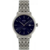 Image of Mens Rotary Swiss Made Burlington Automatic Watch GB90060/05
