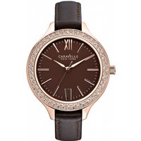 Image of Ladies Caravelle New York Carla Watch 44L124