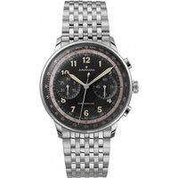 Mens Junghans Meister Telemeter Automatic Chronograph Watch 027/3381.44