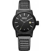 Image of Mens Barbour International Halsted Watch BB024BKBK