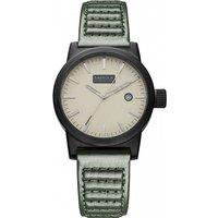 Image of Mens Barbour International Halsted Watch BB024BKGR