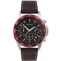 Image of Mens Sekonda Chronograph Watch 1015