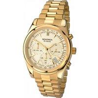 Image of Mens Sekonda Chronograph Watch 1019
