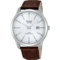 Mens Pulsar Dress Solar Powered Watch PX3027X1