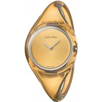 Ladies Calvin Klein Pure Small Bangle Watch K4W2SXF6
