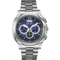 Mens Bulova Dress Chronograph Watch 96B219