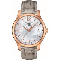 Image of Ladies Tissot Tradition Watch T0632103711700